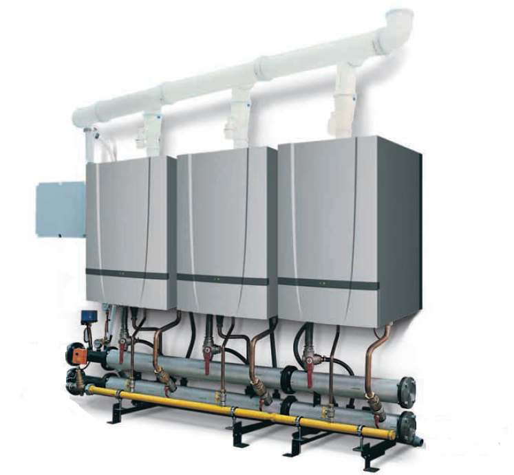 Gas-fired condensing boilers from MHG Heating