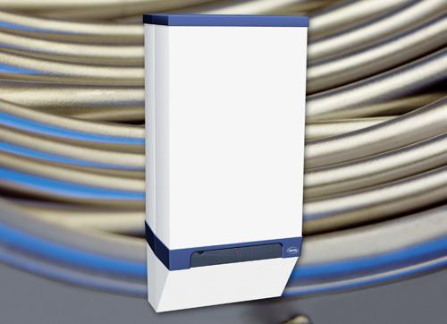 High efficiency, compact  gas condensing  wall boiler, MHG ProCon Streamline modular boilers