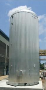 MHG thermal store