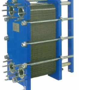 Boiler Separation Plate Heat Exchanger