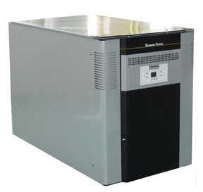 Superbox commercial condensing boilers