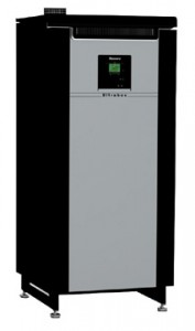 MHG Ultrabox gas-fired condensing boiler