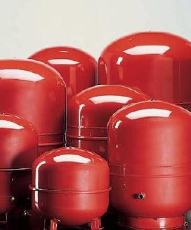 System Pressure Vessel