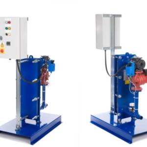 Hot Water Plate Heat Exchanger